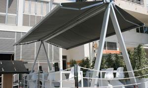 Сянка на терасата и в градината TENERIFE MCA 3